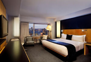 65% rabais Hôtel 4 étoiles Boston - 24 au 28 juillet (4 nuits)