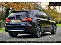 2016 BMW X5 M50D +7 SEATER+INDIVIDUAL INTERIOR TRIM Auto Estate Diesel Automatic