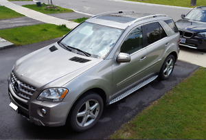 2009 Mercedes-Benz ML550 AMG Package