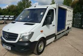 8 Speed Mercedes Sprinter Temperature controlled Delivery Van
