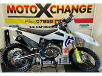 2021 HUSQVARNA FC 450...25 HOURS.....£6795....MOTO X CHANGE