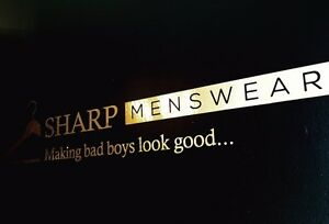 SHARP Menswear