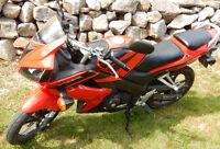2007 Honda CBR 125