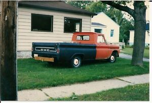 1960-66 Chevy / GMC trucks or parts