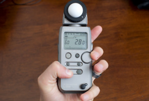 Looking to buy a Light meter