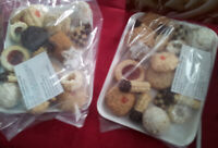 Handmade CRafts, Knitted as well AS TRaditiona; Chrismas Cookies