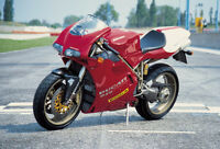 2002 DUCATI 998 SUPERBIKE IN IMMACULATE CONDITION