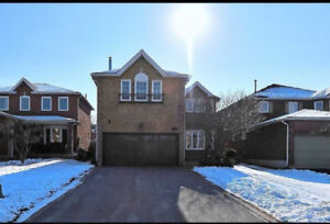 SPACIOUS 4Bedroom Detached House in VAUGHAN $1,139,000 ONLY