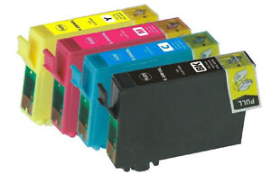 4 Compatible Ink Cartridge for Epson T200xl