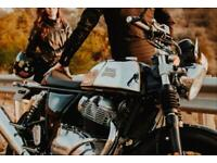 ROYAL ENFIELD CONTINENTAL GT 650 TWIN CHROME EURO 5