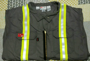 New FR Coveralls Size 48R
