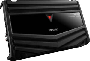 Kenwood 4 3 2 Channel Car Amp KAC-6406