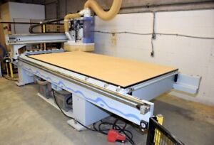 WEEKE BHP008 / VANTECH 510 CNC ROUTER  ONLY 1500 HRS (LIKE NEW)