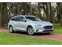 2018 Ford Focus TITANIUM - Premium Body Colour Paintwork Upgrade, Hands free Tai
