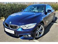 2015 BMW 435D XDrive M Sport - Rare Individual paint & Interior, £10k of Options