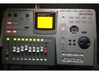 Zoom MRS-802 MultiTrak Recording Studio.