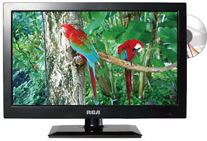 19″ RCA LED TV/DVD COMBO 1080i. (RLEDV1910A).