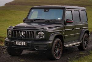 Looking to Purchase 2019 Mercedes Benz G63!