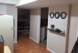 Basement apartment for rent available in East bridge, Waterloo