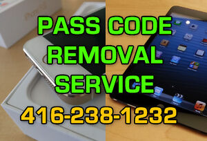 Samsung  / iPhone / iPad Passcode Removal