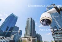 CCTV Surveillance System | Security Cameras