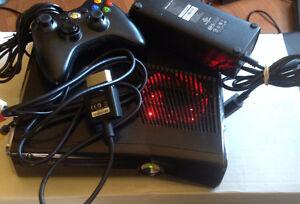 xbox 360 console modifier jtag/RGH+750GB+mod menu GTA5+bo2