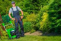 Lawn Mowing and Property Maintenance