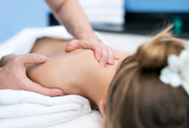 RELAXING MASSAGE FOR LADIES BY MALE MASSEUCE