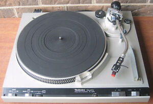 Vintage Technics sl-5200 TT (sure m92e cartridge and stylus) West Island Greater Montréal image 1