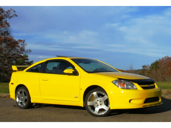 2007 Chevrolet Cobalt SS Supercharged Coupe (2 door)