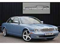 Jaguar XJ 2.7 TDVi Sovereign Diesel * Frost Blue + Ivory + Premium Sound + etc