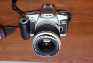 Canon EOS Rebel G Film SLR Camera Kit with 28-80mm Lens