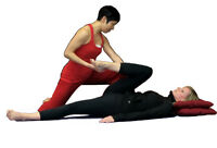 Martial Arts lesson with a Thai Massage Promo