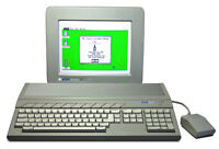 Atari ST computer with some peripherals