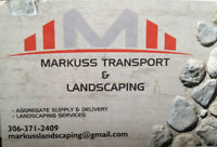 LANDSCAPING CONSTRUCTION & INSTALLATION