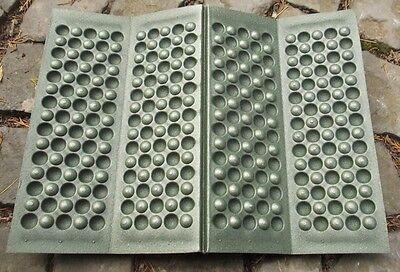 FALTKISSEN THERMOKISSEN superleicht 30 Gramm Sitzkissen Stadionkissen Isomatte