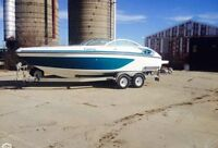 1997 Celebrity Bow Rider speed boat
