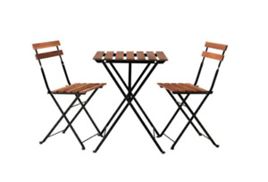 IKEA TARNO Bistro Outdoor Table and Chairs