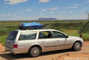 2001 Ford Falcon Wagon Perth Perth City Area Preview