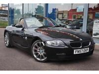 2007 BMW Z4 2.5i Sport Auto HARDTOP, NAV, B TOOTH, FULL LEATHER and P ROOF