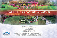 Property Maintenance &Landscaping  Services.