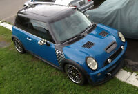 2002 MINI Mini Cooper S  modifie