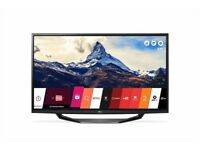LG 43 inch 4K Ultra HD HDR SMART LED TV with built-in WIFI, Quad core, Freeview HD and Freesat HD