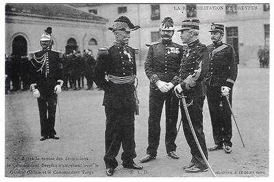 La Rehabilitation de Dreyfus