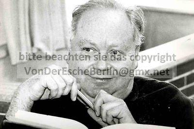 STARS: Henning SCHLÜTER Schaupieler - OriginalFoto VINTAGE FOTO: Ingo BARTH