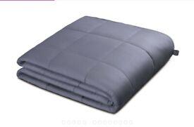 BNIB Grey 8kg Weighted Blanket ~ ADHD, Anxiety, Autism 🧩💖