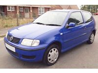 Beginners Learner Vw Polo Cheap 51 6N2 1 Litre 3 Door Low Mileage (px corsa yaris micra clio Astra)