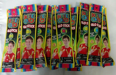 Pack Of Glow Sticks (Pack of 17 Ja-Ru Nite Glo Glow Sticks, 5