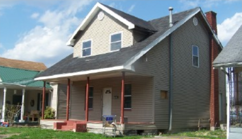Rehab Property 3 Br 1 Bath House Ashland Kentucky - $1,625.00