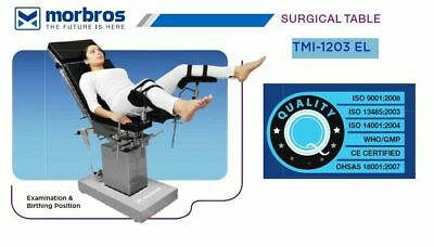 Examination And Operating Table General Surgery Ot Table Semi Electric Ot Table